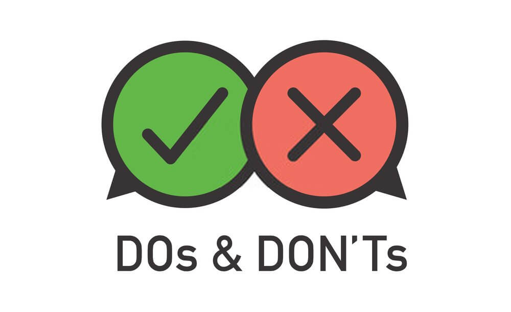 Critical essay writing's dos and don'ts