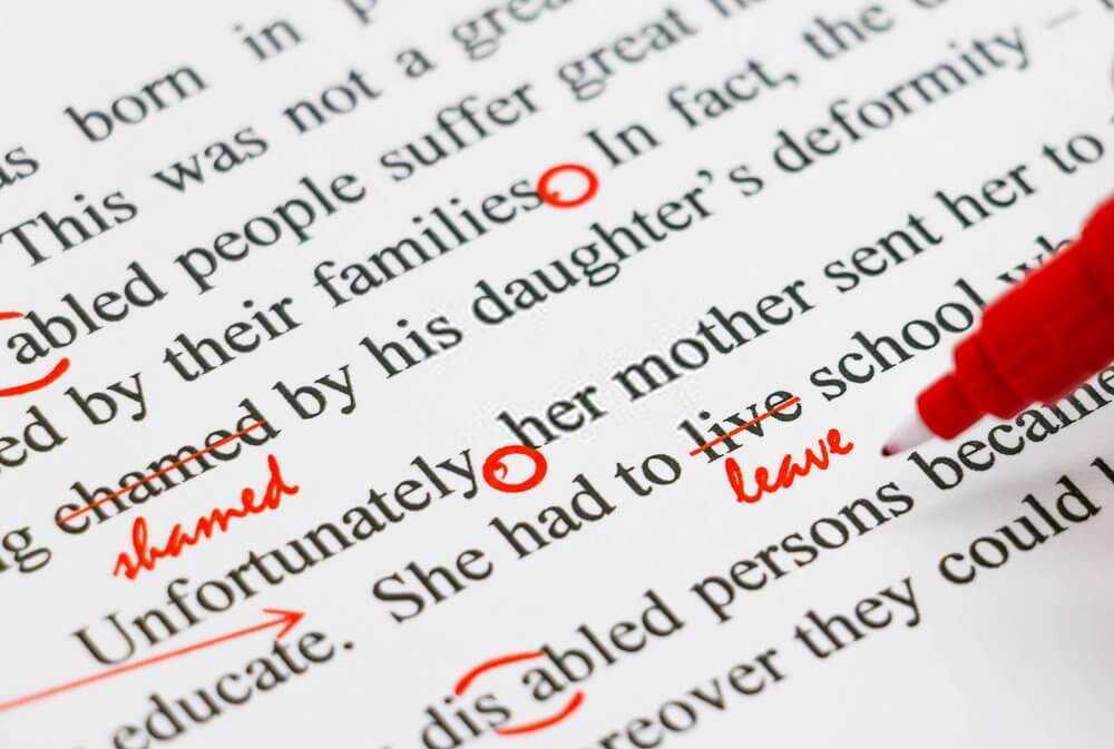 Why Proofreading any Document is a Must-Do